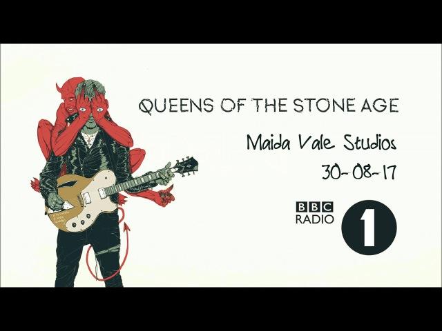 QotSA Live from Maida Vale Studios 2017