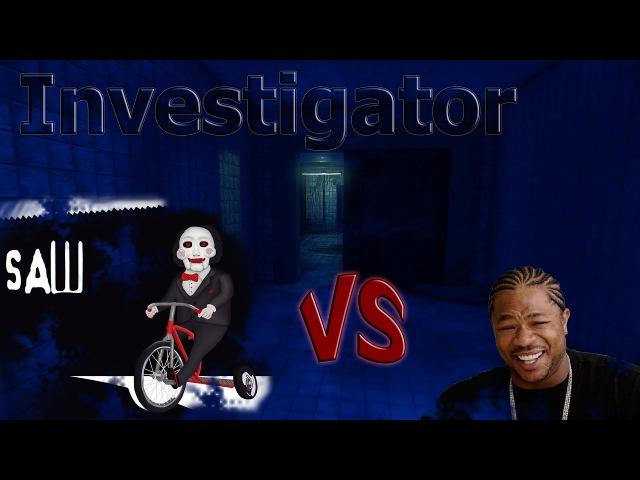 Investigator (Level 7-8-9-10)Тачка на прокачку и комната из фильма Пила » FreeWka - Смотреть онлайн в хорошем качестве