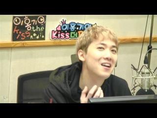 [720p]161230 DJ LeeHongGi - Kiss The Radio (Full)