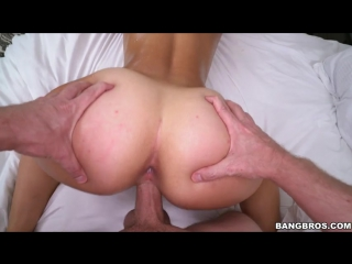 Kelsi monroe anal fucking pussy fucking monster cock big ass tan lines one on one doggy style