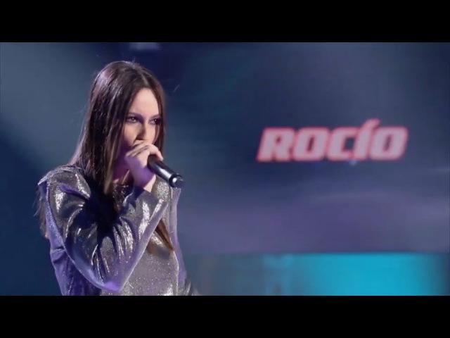 Rocío Bad Romance Último Asalto La Voz 2017