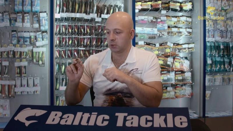 Воблер Baltic Tackle Nagaina 110 P
