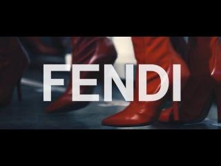 FENDI backstage. FW17