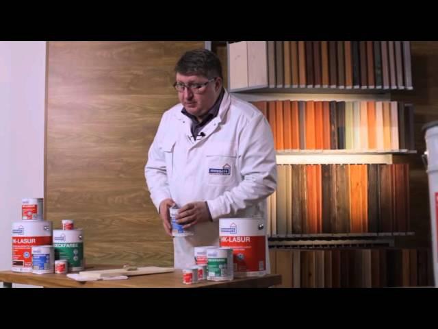 Wohnraum-Lasur Remmers (Реммерс) восковая краска лазурь для дерева