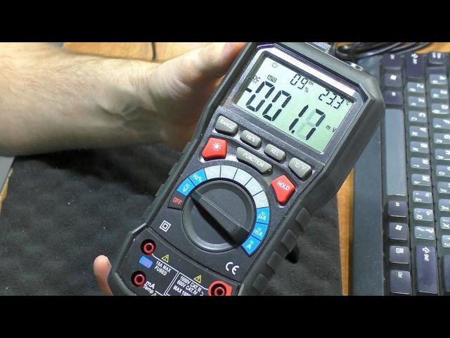 Мультиметр BSIDE ADM30: ОБЗОР и ПРИМЕНЕНИЕ