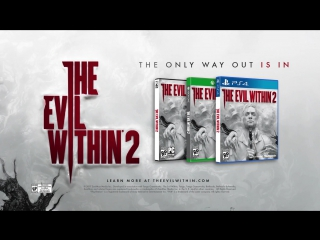 The Evil Within 2 – Announce Trailer Е3 2017