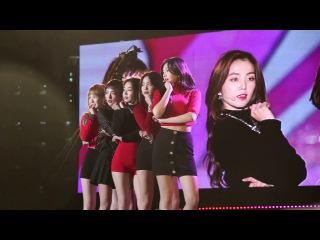 171014 우정슈퍼쇼 레드벨벳(Red Velvet) - 루키(Rookie) 직캠 Fancam