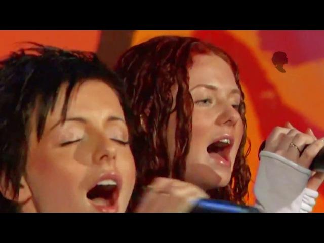 Tatu - All The Things She Said Live 2003 Хуй Войне