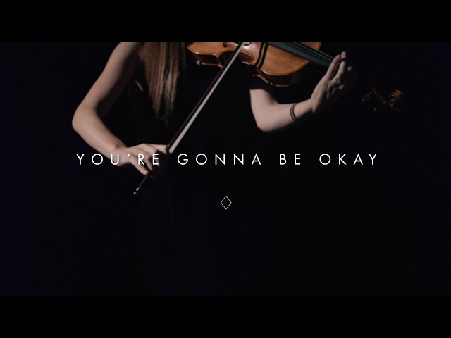 You're Gonna Be Okay (Lyric Video) - Brian Jenn Johnson | After All These Years