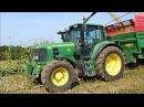 Pilou34 présente ensilage du maïs et du sorgho a Roussennac Aveyron