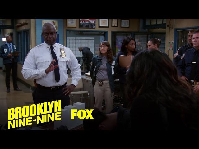 Brooklyn Nine Nine Holt Hates the Word Bone  Episode Highlight