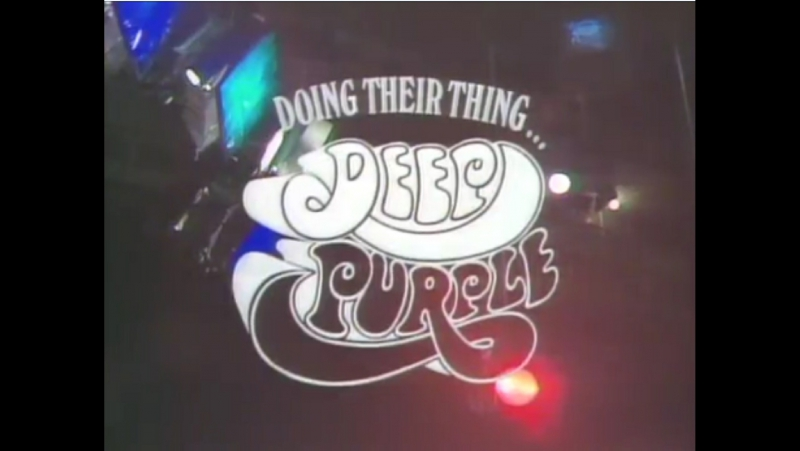 Deep Purple Doing their thing Live at Granada TV 1970
