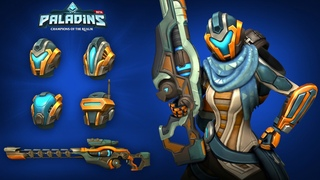 Paladins: Champions of the Realm - All Nova Strike Kinessa's Quotes