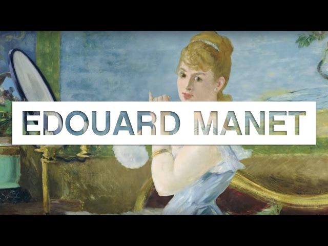Les grands maîtres de la peinture: Edouard Manet - Toute L'Histoire