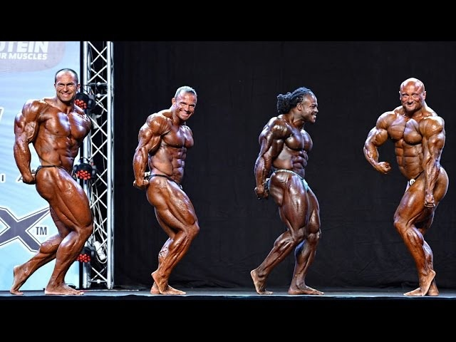 Hajek Ali Bannout Bonac Fedorov Piotrkowicz Rockel Grand Prix Fitness House PRO 2014