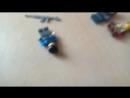 Моё огнём стрельбе оружие из Лего