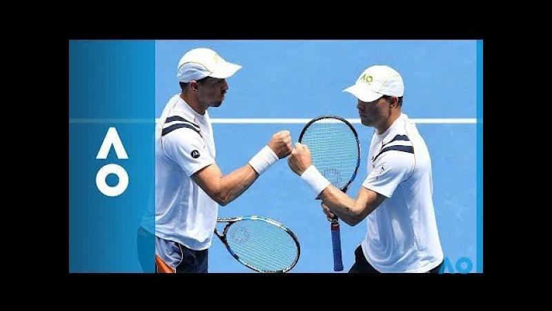 Marach Pavic v Cabal Farah match highlights Final Australian Open 2018