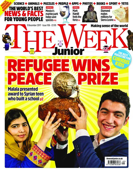 The Week Junior UK  09 December 2017