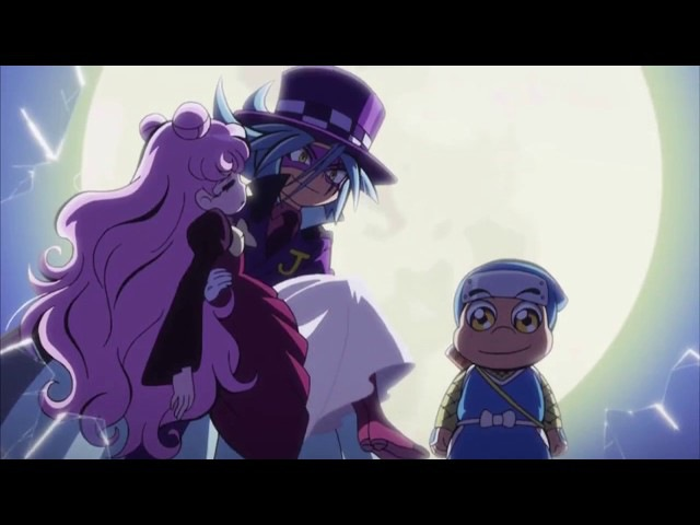 AMV Мистический Джокер Kaitou Joker Stand By You