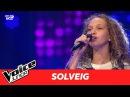 Solveig | If I were a boy af Beyonce | Blind 1 | Voice Junior Danmark 2017