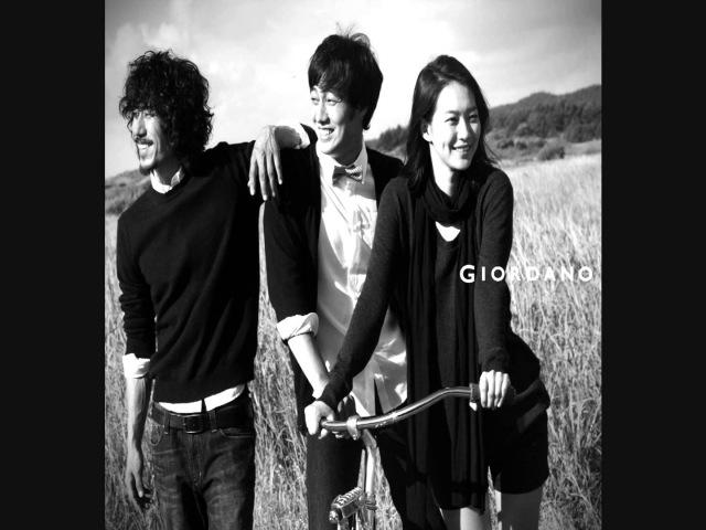 [MV HD] Shin Min Ah So Ji Sub CF Giordano [2010]