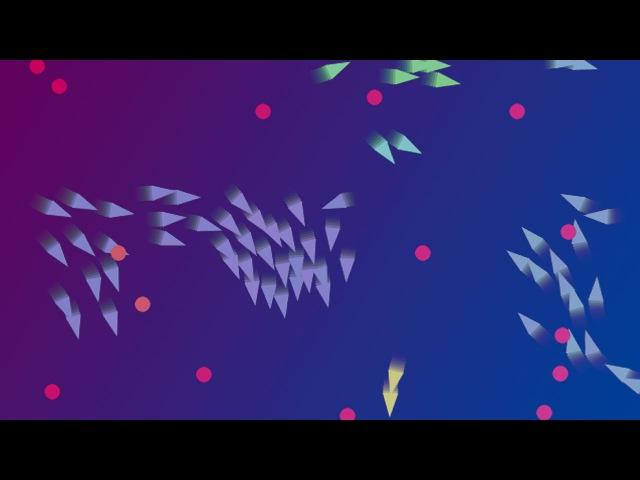 How do Boids Work A Flocking Simulation