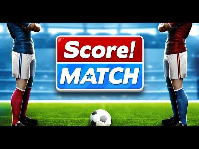 [Обновление] Score! Match - Геймплей | Трейлер