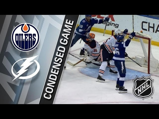 Edmonton Oilers vs Tampa Bay Lightning March 18 2018 HIGHLIGHTS HD