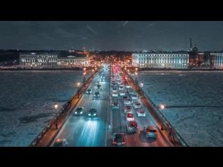 Волшебный Зимний Санкт Петербург