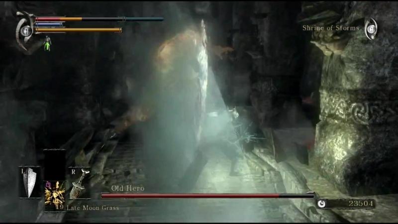 Demon's Souls – 24 – Попкоп завершает с четвертым миром