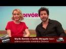Divórcio | Murilo Benício e Camila Morgado falam sobre o filme