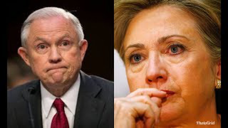 CONFIRMED Jeff sessions is part of hillary Clinton's corrupt cabal HANNITY REVEALS