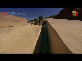 Невероятные технологии древних - Передвигая горы (2014) HD 720