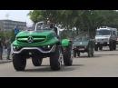 60 Jahre Mercedes Benz Unimog