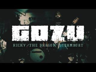 Gozu Ricky 'The Dragon' Steamboat (Blacklight Media)