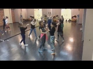 majestic dance company  репетиция...