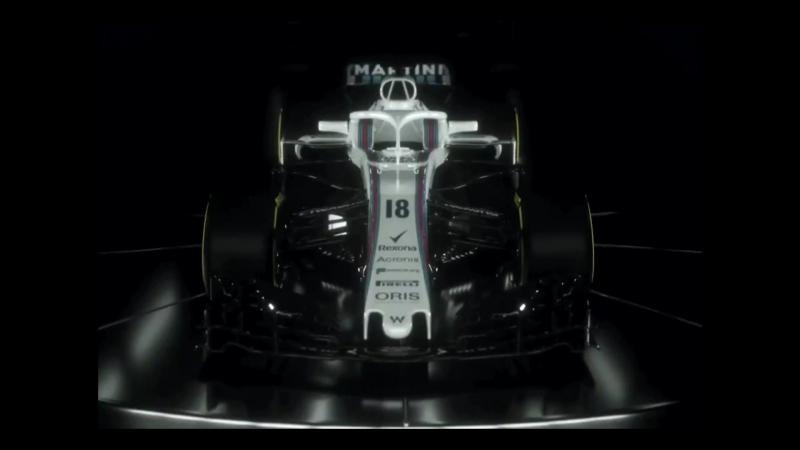 Презентация FW41 Williams Martini Racing