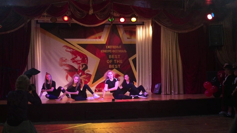 Dance School EA Ансамбель юниоры 2-ое место Best of the Best (Choreo Astrakhantsev Vycheslav)