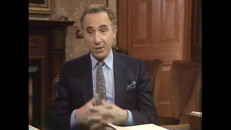 Да господин Министр 2 сезон 1 серия 1981г