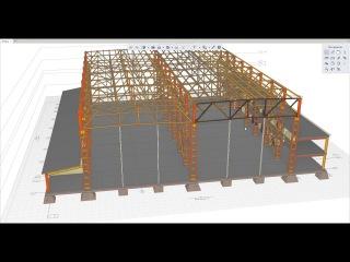 Вебинар: Renga Structure - система проектирования металлоконструкций, которую Вы полюбите