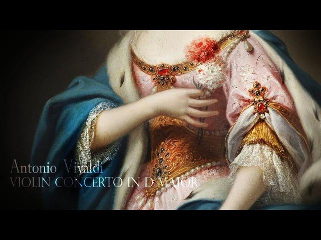 A VIVALDI Grosso Mogul Violin Concerto in D major RV 208 La Serenissima