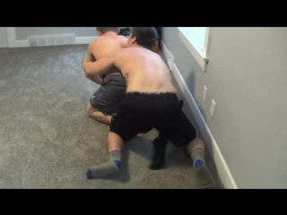 Teen wrestling turns RKO