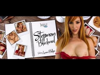 #pron lauren phillips stepmom blackmail