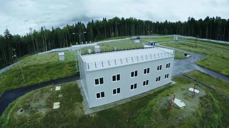 Жилой микрорайон Древлянка-8, Петрозаводск (референс-объект Grundfos)