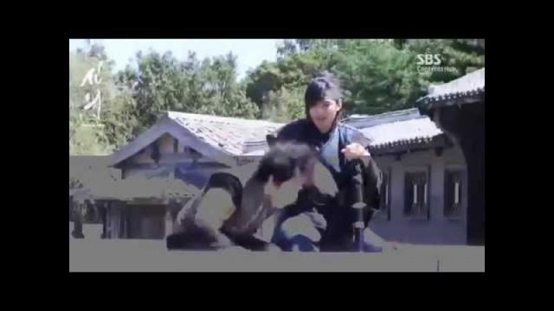 Lee Min Ho ~ Cutes Moment The Faith Drama NG