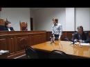 Игорь Штин и Сергей Тиунов на апелляции в Облсуде 17.01.2018 г. Екатеринбург