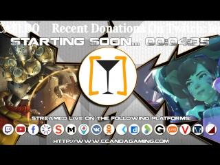 CCAA Gaming [Torradas] || SR 2200+ S5 Comp Games #Zenyatta Main!