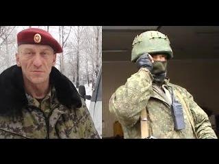 Командир подразделения «Тимур» о захвате людей в г.Петровское и эксклюзивное видео человека в маске.