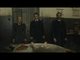 The Alienist -  Season 1 Promo | Dakota Fanning | Luke Evans