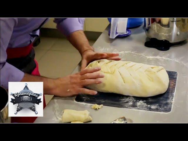 Как приготовить старорусский капустный пирог Видео рецепт от шеф кондитера Александра Селезнева